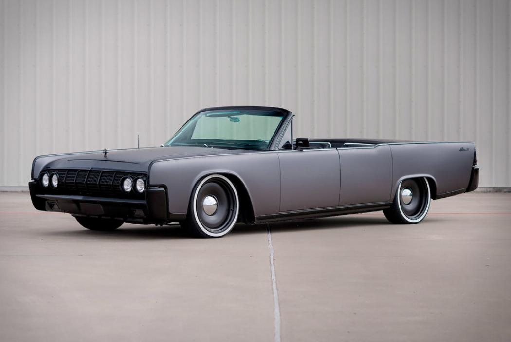1964er Lincoln Continental Cabriolet - drive like a Boss