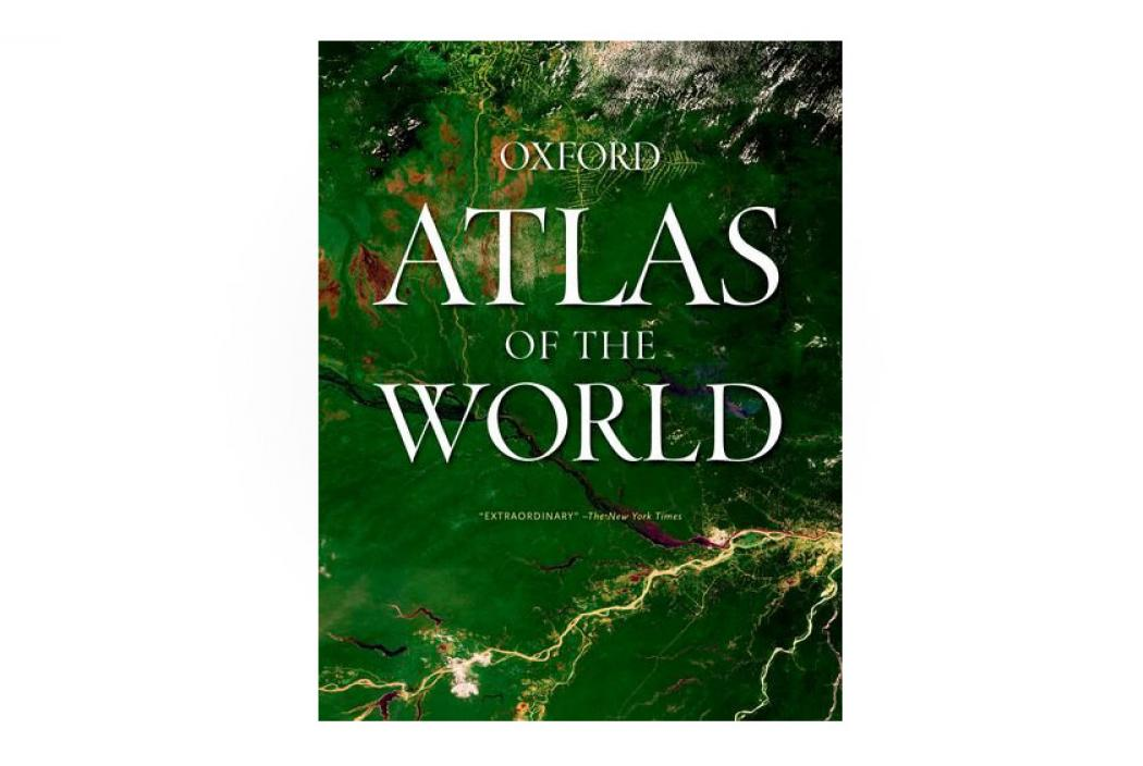 Buchtipp: Atlas of the World