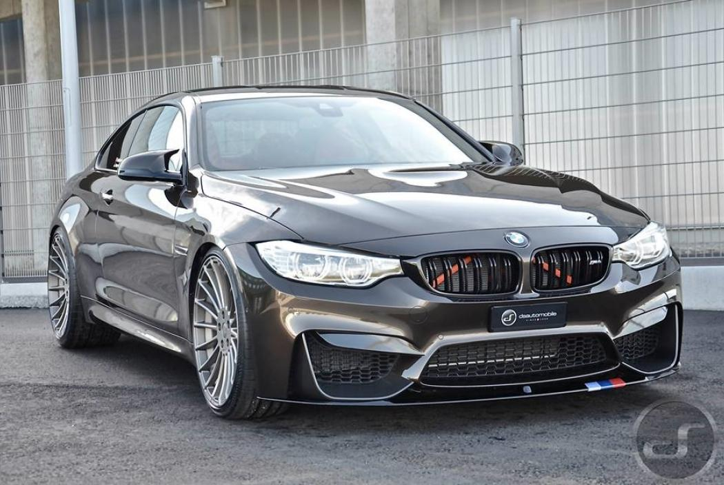 BMW M4 - TUNED BY DS AUTOMOBILE