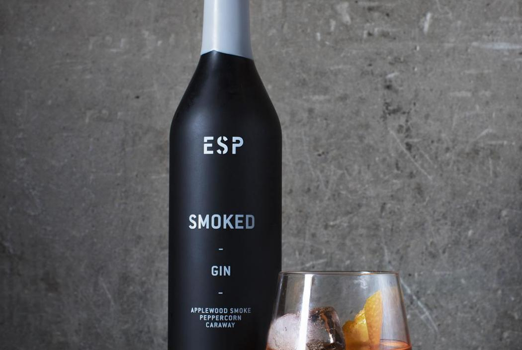 Empire Spirits Project Smoked Gin