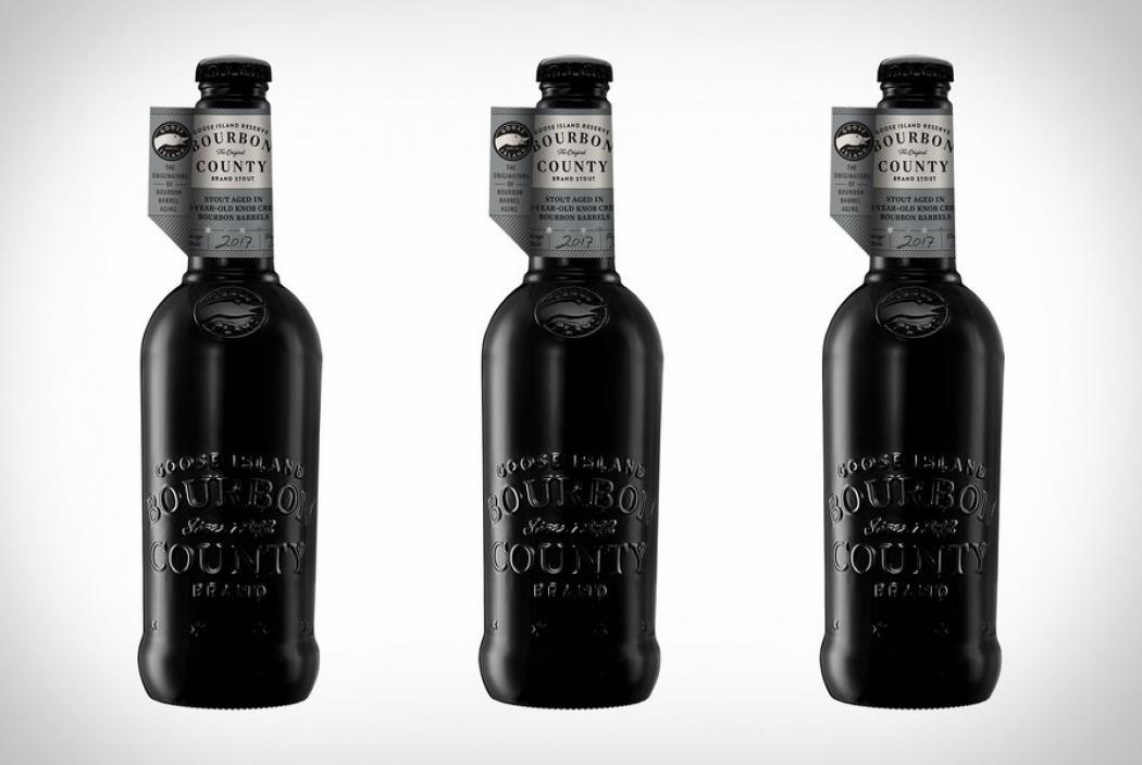 Goose Island Bourbon County Stout Reserve - Black Beer