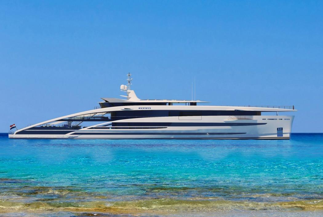 Heesen Project Maximus Yacht