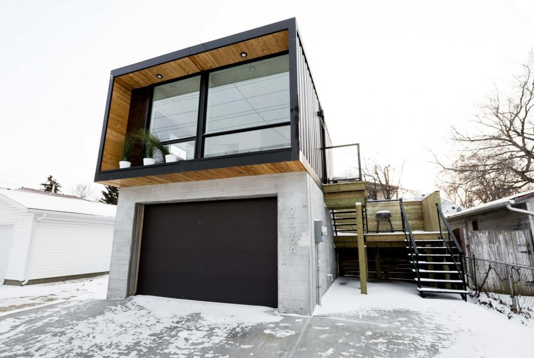 Honomobo - Modulares Container Haus | Mustxhave