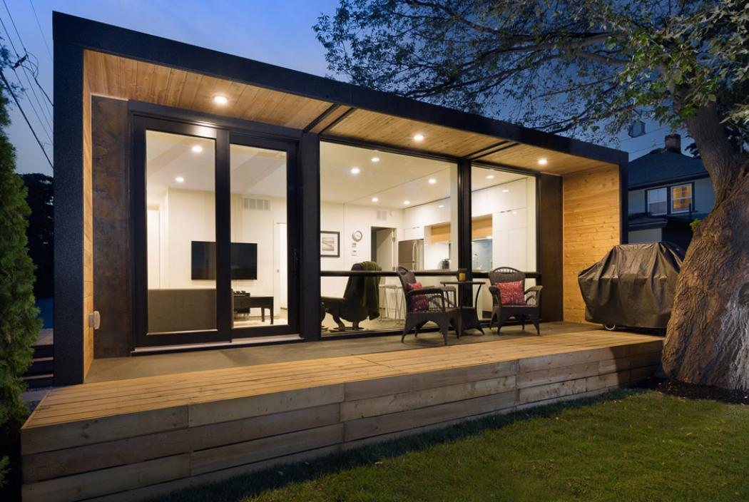 Gut bekannt Honomobo - Modulares Container Haus | Mustxhave AS15