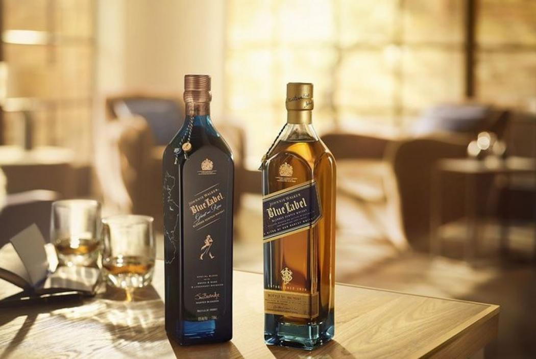 Ghost and Rare - Jonny Walkers neuster Whisky