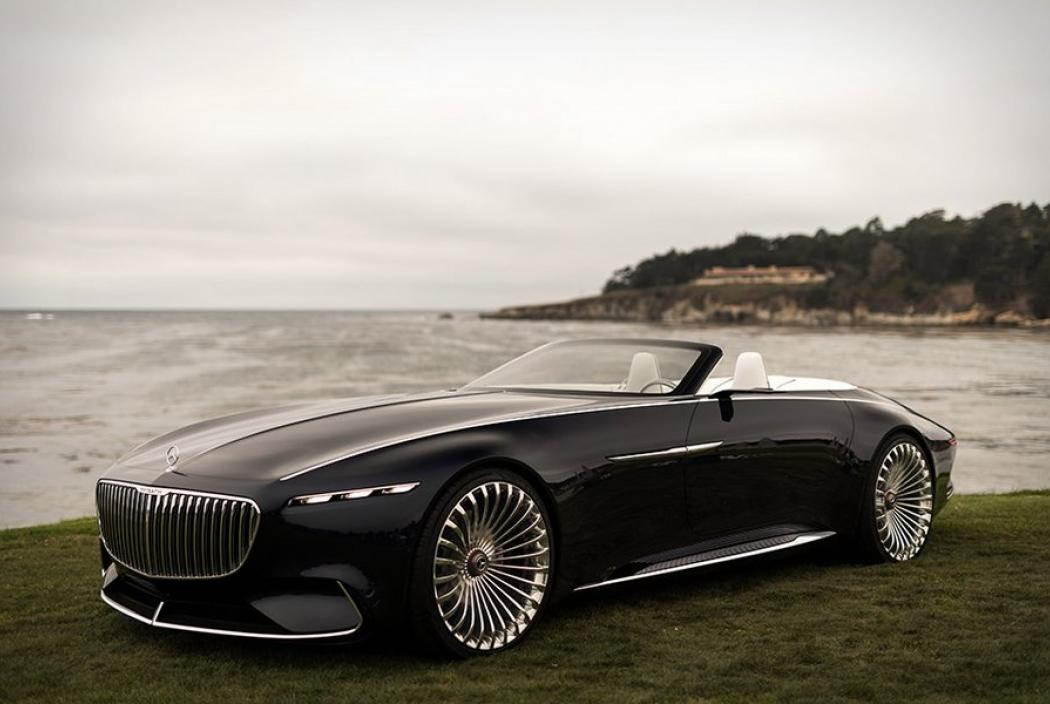 vision mercedes-maybach 6 cabriolet | mustxhave