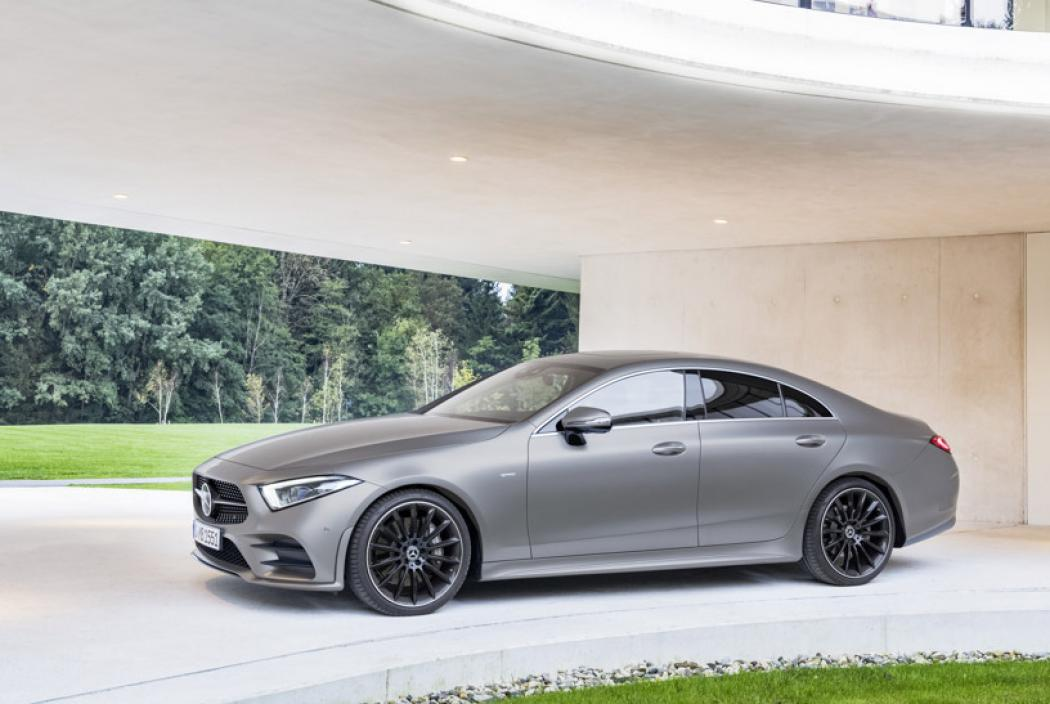 Mercedes Cls Coupe 2018 Mustxhave