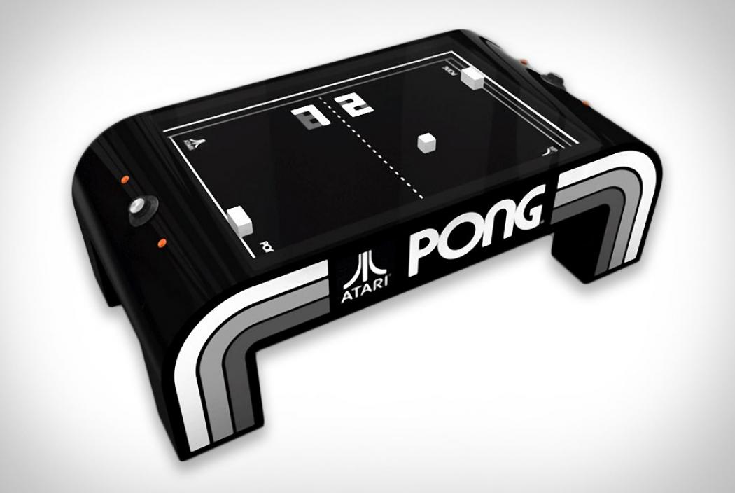 OLD-SCHOOL PONG TISCH