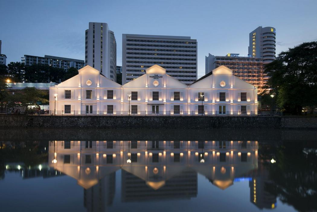 Warehouse Hotel - Singapur