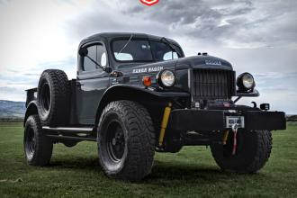 1952 Legacy Dodge Power Wagon