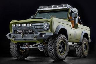Ford Bronco Urban Madness von RMD Garage