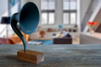 BLUETOOTH GRAMOPHONE - 2.0