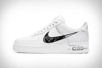 Nike Sneaker Air Force 1 Sketch