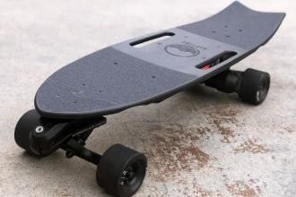 Ripetide R1 Black - das E-Board mit Surffunktion