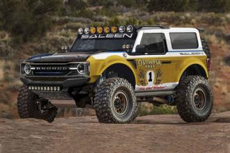 SALEEN BIG OLY 2021 BRONCO